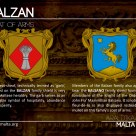 The BALZAN coat of arms