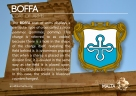 The BOFFA coat of arms