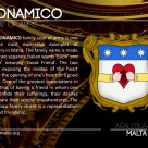 The BONAMICO coat of arms