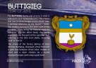 The BUTTIGIEG coat of arms