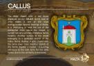 The CALLUS coat of arms