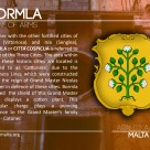 The BORMLA coat of arms