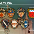 The CREMONA coat of arms