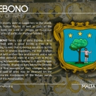 The DEBONO coat of arms