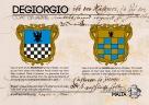 The DEGIORGIO coat of arms