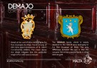 The DEMAJO coat of arms