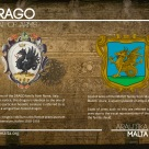 The DRAGO coat of arms
