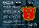 The FALZON coat of arms