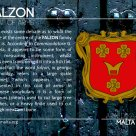 The FALZON coat of arms