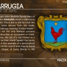 The FARRUGIA coat of arms