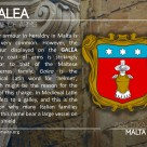 The GALEA coat of arms