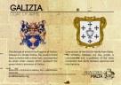The GALIZIA coat of arms