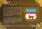 The GATT coat of arms