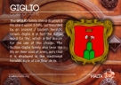 The GIGLIO coat of arms