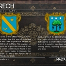 The GRECH coat of arms