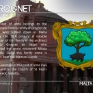 The GROGNET coat of arms