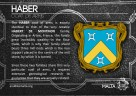 The HABER coat of arms