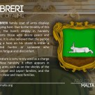 The LIBRERI coat of arms