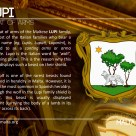 The LUPI coat of arms