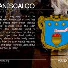 The MANISCALCO coat of arms