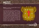 The MIZZI coat of arms