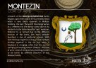 The MONTEZIN coat of arms