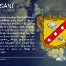 The PISANI coat of arms