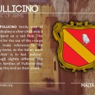 The PULLICINO coat of arms