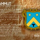 The SAMMUT coat of arms