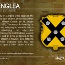 The SENGLEA coat of arms