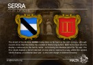The SERRA coat of arms