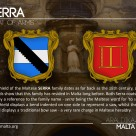 The SERRA coat of arms