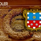 The SOLER coat of arms