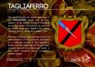 The TAGLIAFERRO coat of arms