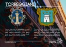 The TORREGGIANI coat of arms