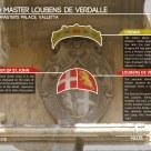 The LOUBENS DE VERDALLE coat of arms