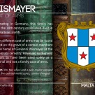 The WISMAYER coat of arms