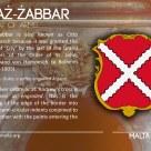The HAZ-ZABBAR coat of arms